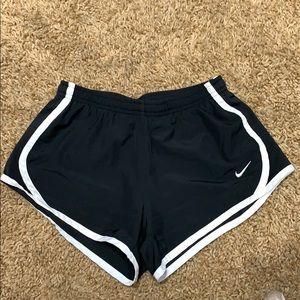 Black Nike Athletic Shorts